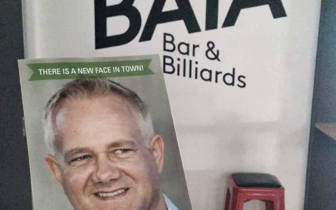 There's a new face in town: Ralph Eckert becomes House Pro at the Bata