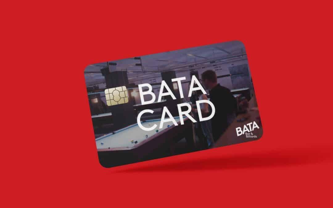 Die neuen Bata-Cards sind da