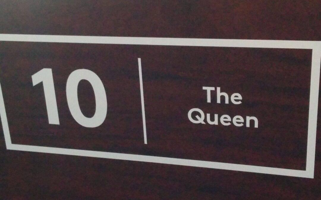 "Table No. 10: Jean ""The Queen"" Balukas"