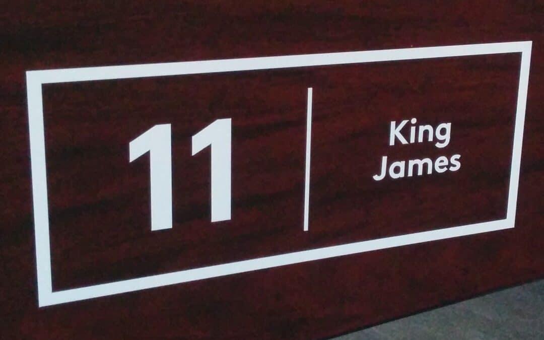 """Tisch Nr. 11: Jim """"King James"""" Rempe"""