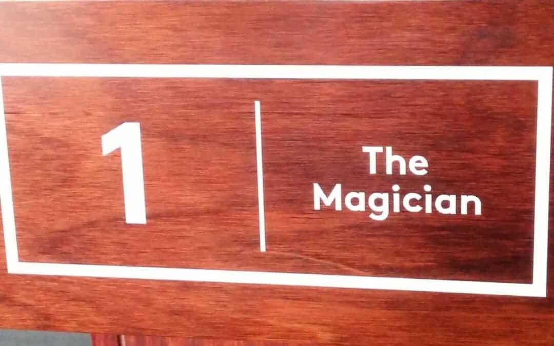 "Table No. 1: Efren ""The Magician"" Reyes"